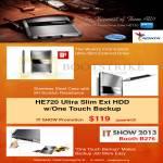 Corbell AData HE720 USB External Storage