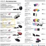 Accessories Mouse, Covers, Bags