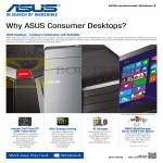 Consumer Desktop PC Features