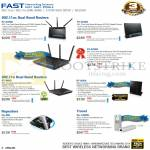 Networking Wireless Routers, Repeaters, RT-AC68E, RT-AC56U, RT-AC66U, RT-N66U, RT-N56U, EA-N66, WL-330NUL