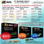 Internet Security Software 2014, Anti-Virus, AVG PC TuneUp