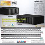 NAS Synology DiskStation DS1513 DS1813 DS2413 RS214 RS814 DX213 VS80 VS240HD DX513