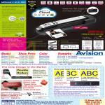 Avision MiWand 2 Wi-Fi Pro Scanner, Pro, 2L Pro