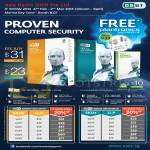 ESET Software Smart Security, Nod32 Antivirus, Mobile Security