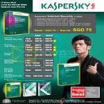 Kaspersky Software Internet Security, Anti-Virus, Pure, Small Office, Mac