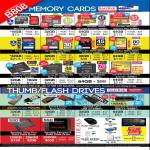 Memory Cards MicroSD SDHC, Flash Drives Sandisk Cruzer Force Fit Blade Switch Ultra Extreme, Samsung, SSD Ultra Plus