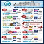 G Technology G Drive External Storage, Dock, Raid, Mobile EV Pro USB Mini 1TB 2TB 4TB 8TB