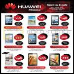 Huawei Mobile Phones Ascend Y220, G525, G610, Y511, P2, P6, Mate, G330, MediaPad 7 Youth