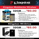 Kingston MobileLite Wireless, Wi-Drive