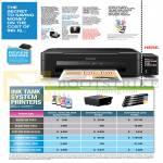 Printer Features, Ink Cartridge