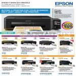 Printers Inkjet L110, L300, L800, L555, L210, L350, L355, L550