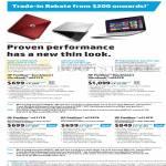 Notebooks Pavilion N217TX, N234TX, N219TX, Pavilion TouchSmart N033TX, N034TX