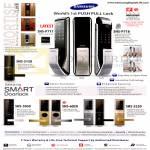 Samsung Smart Door Lock Push Pull Lock SHS-P717, P718, 5120, 5050, 6020, 5230