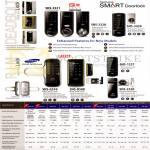 Samsung Smart Door Locks SHS-3321, 3320, 3420, G510, D500, 2320, 1321