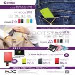 Moigus Moi Book 3000 Power Bank Battery, 7000, Juice 4100 6100 8100