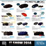 Powerlogic Mouse Bags GMX-7, GMX-9, GMX-5, Meon O1, Meon )2, Meon 03, Citi Exec, GXR-5, GXR-6, Citi-Note, Camps 14, Campus 12