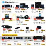 Sonic Gear Speakers Bluetooth Morro, Evo, Airdock, MiniDock, Rugby, Gateway, Golf, Tatoo Duo, Armaggeddon A7