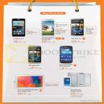 Mobile LG Optimus F6, Samsung Galaxy S4, Ace 3, Note Pro, HTC Desire 601, One Max, ASUS New Padfone Infinity