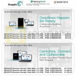 NAS Seagate Business Storage
