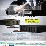 NAS Synology DiskStation DS1513 Plus, DS1813 Plus