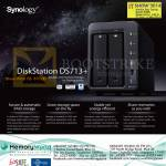 NAS Synology DiskStation DS713 Plus