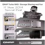 Memory World Qnap NAS HardDisk Seagate, HGST NAS, WD Red NAS