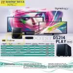 Synology DiskStation DS212 DS713 DS214 CCTV