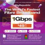 Fibre Broadband 1Gbps 49.99, Free Voice, Free Teleport, Free Router Credit Voucher