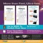 Fibre Broadband 1Gbps Ultra, Gamer, Razer Blade Notebook, IYogi