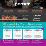Fibre Broadband Gamer Free Logitech G400s Mouse, Business Plans