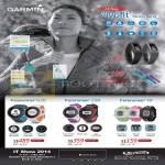 GPS Watches Forerunner 620, 220, 10, Vivofit