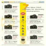 Digital Cameras DSLR D610, D7100, D5200, D7000, D3300, D5300, D3200
