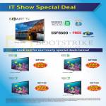 Best Denki (No Prices) TVs 55F8500, 40F5500, 46F5500, 46F7100, 55F7100