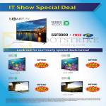Mega (No Prices) TVs 55F8000, 40F5500, 46F5500, 60F6300, 46F6400
