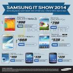 Mobile Galaxy Note 3, S4, Note II LTE, Mega 5.8, S III LTE, Ace 3, Trend
