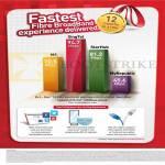 Fibre Broadband Speeds Competitors Comparison Chart