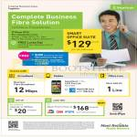 Business Fibre Broadband Smart Office Suite, 12Mbps, LG G Pro Lite, 30Mbps, TV News