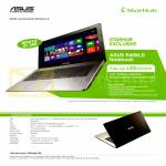 Asus Notebooks R409LD Specifications