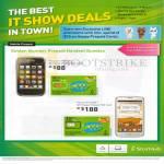 Starhub Mobile Prepaid Phicomm FWE620, I813W