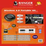 Systems Tech Ranger Wireless 4.0 Portable Kit 211