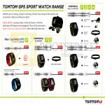 GPS Sport Watches Nike Plus SportWatch, Tomtom Runner GPS Watch