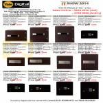 Digital Safe Boxes YFM 310FG2, 420FG2, 520FG2, 200EB1, 250EG1, YLM200EG1, YSM400EG1, 520EG1, YSB250EB1, 400EB1, 600EB1