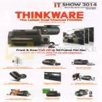 Car Blackbox Video Recorder Thinkware FXD900