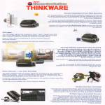 Thinkware Car Blackbox Recorder Features