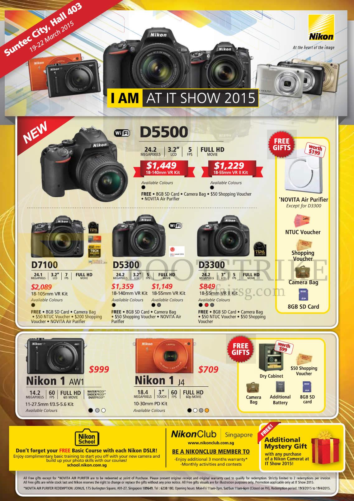 Camera Camera Nikon Dslr Price nikon camera deal in town prices singapore digital cameras dslr d5500 d7100 d5300 d3300 1 aw1 j4