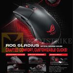 Gaming Mouse ROG Gladius
