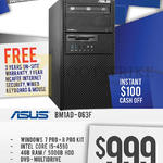 Newstead BM1AD-063F Desktop PC