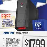 Newstead G30AK-SG001S Desktop PC