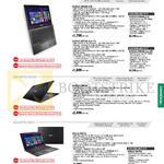 Notebooks Asuspro BU201LA-DT026G, DT054G, DT032G, BU201U-DT029G, BU401LA-CZ070G, B551LG-CN075G, CN076G