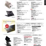 Notebooks Zenbook, K X UX303LN-DQ238H, R4236H, UX303U-R5065H, UX305FA-FC002H, K451LN-WX154H, WX162H, X550JK-DM175H, X550DP-XX106H, X452LDV-VX259H